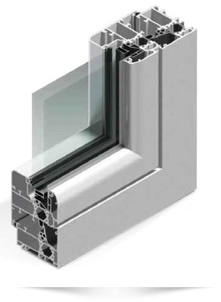 Infissi In Alluminio Con Taglio Termico Offerta Infissi In Alluminio